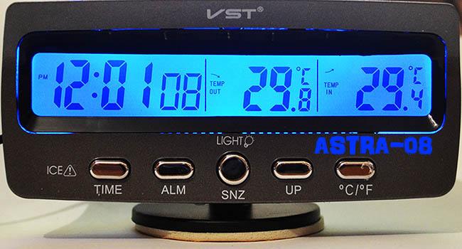 Инструкция часов вст 771т 5